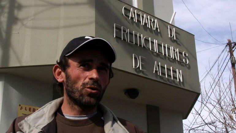 Sebastián Hernández, presidente de la Federación de Productores de Rio Negro y Neuquén, expuso la situación en la fruticultura de cara a la cosecha.