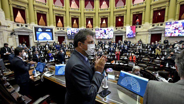 Diputados analiza el proyecto de ley de hidrocarburos