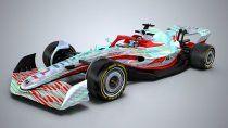 La Fórmula 1 dio a conocer cómo será su monoplaza 2022