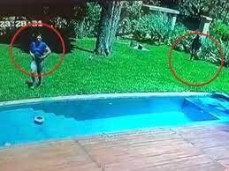 Para concretar el robo, los delincuentes encañonaron al hijo de tres años de los dueños de la casa.