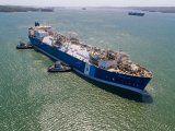 gnl: ¿como funcionara el barco de bahia blanca?