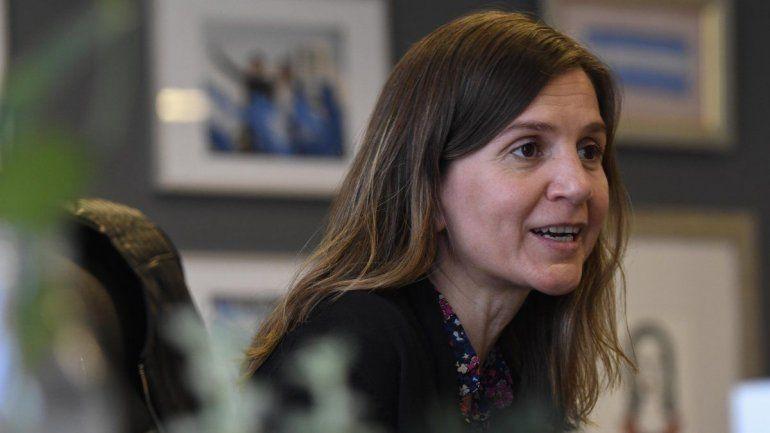 María Fernanda Raverta, jefa de la Anses, dice que no hay nuevo IFE