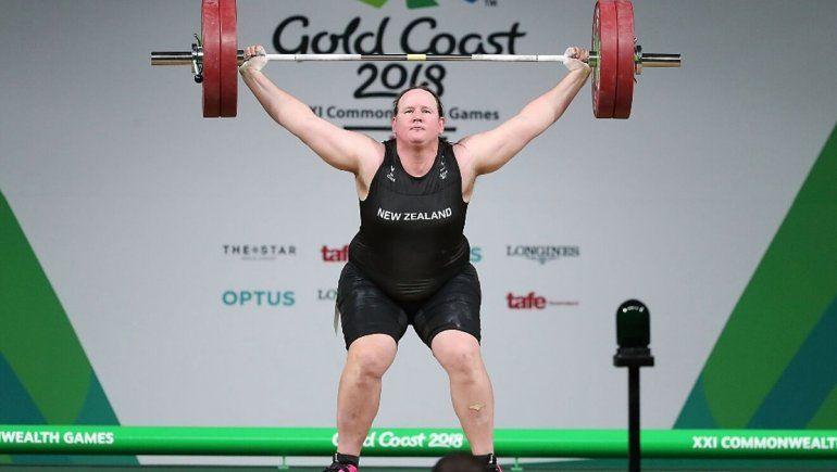 Los Juegos Olímpicos tendrán una atleta transgénero por primera vez en la historia