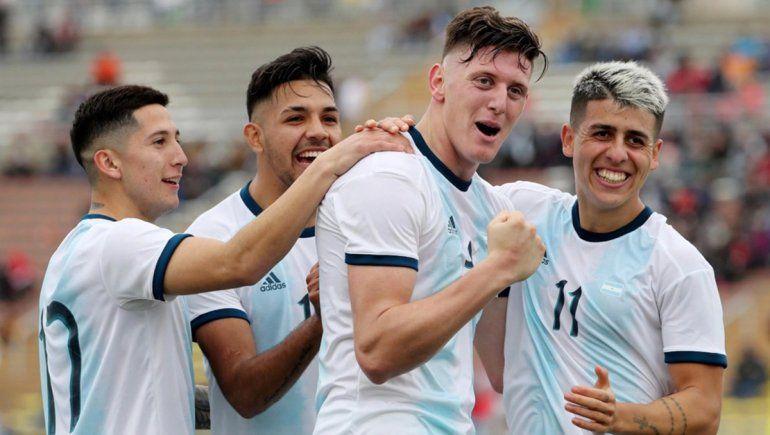 Argentina buscará una medalla olímpica tras los Juegos de Beijing 2008.