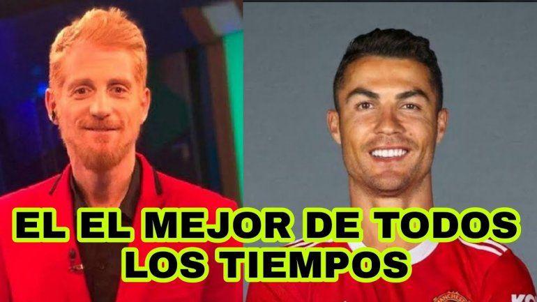 Liberman, de la tensión con Arévalo por Messi a la chicana por CR7
