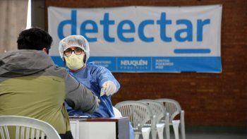 Neuquén reportó otros 49 contagios y dos muertes por COVID