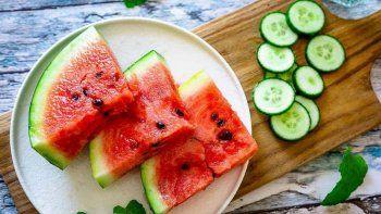 TikTok viral: si le ponés azúcar al pepino sabe a sandía