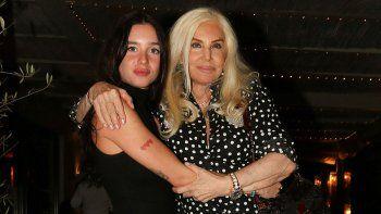 Regalo millonario: Susana le dio a su nieta una mansión