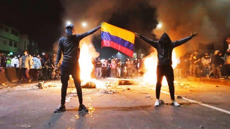 Se suspendió el partido de River por los conflictos en Colombia y se juega el jueves