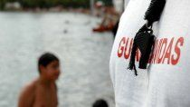 por la ola de calor, se triplicaron los rescates en el rio