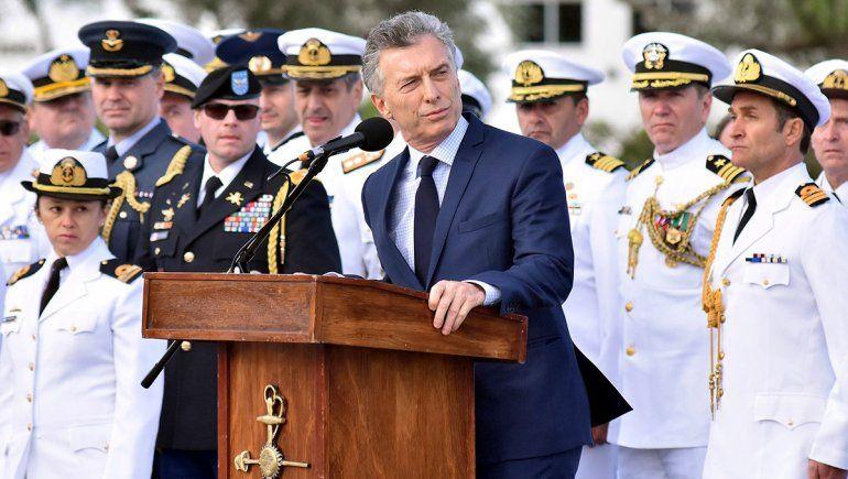 Citan a indagatoria a Macri por espionaje a familiares de tripulantes del ARA San Juan.