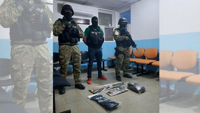 La Policía secuestró más de 70 armas en la comarca petrolera