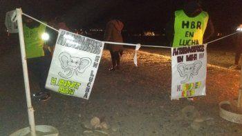 la acalorada discusion en nacion por los bloqueos en vaca muerta