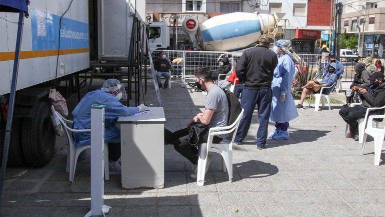 Neuquén sumó 3 víctimas y 100 nuevos casos por COVID