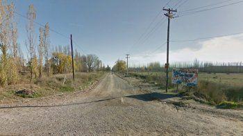 El perro fue hallado muerto en la avenida Candolle, en Plottier.