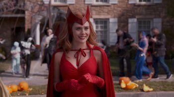 Disney Plus: Elizabeth Olsen habló de WandaVisión y ¿segunda temporada?
