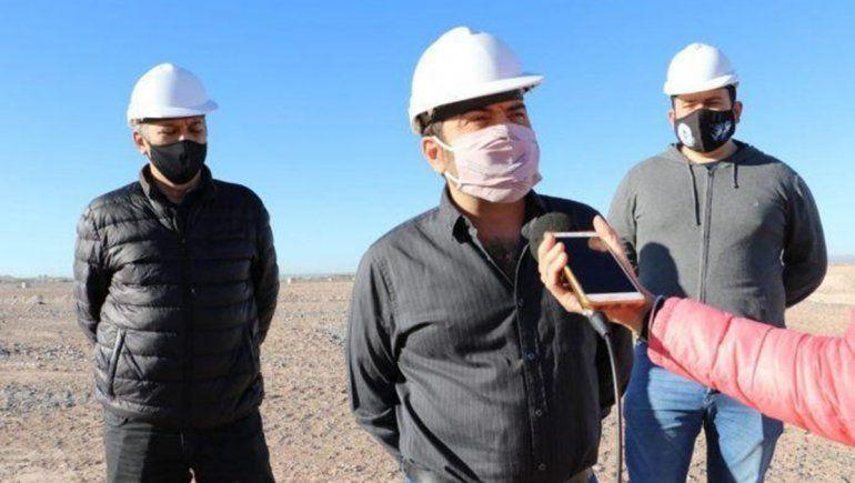 La Muni ejecuta un segundo loteo de 884 terrenos en la meseta