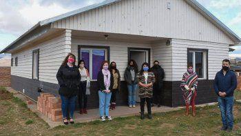 alumine: se inauguro el centro de atencion integral de las mujeres