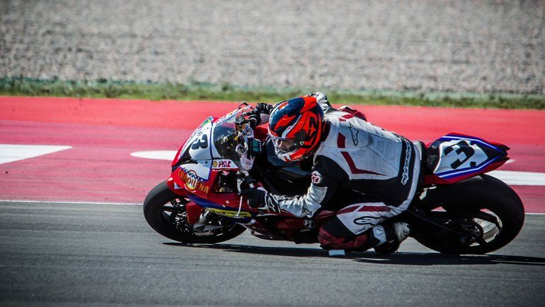 El Superbike Argentino corrió en Villicum y volvió a San Juan tras 28 años