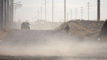 El tiempo en Neuquén: ¿Hasta cuándo siguen los vientos?