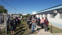 la comunidad boliviana vota en el alto valle