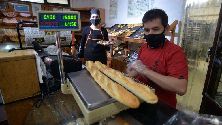 Aumentan los insumos y la suba del kilo de pan es inminente