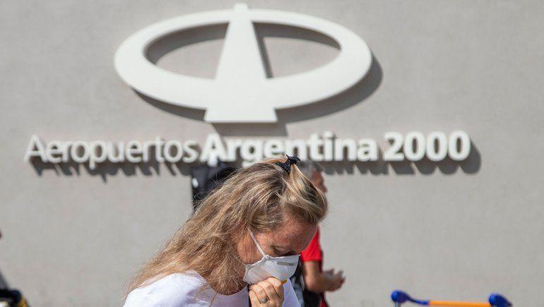 Aeropuertos Argentina 2000 quiere que solo se operen vuelos en Ezeiza.