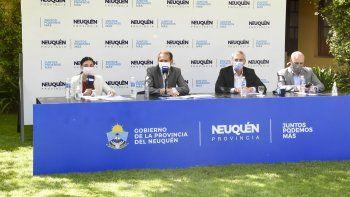 Gutiérrez presentó un presupuesto 2022 con superávit