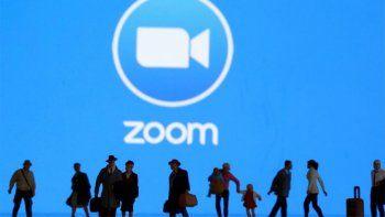 Zoom es la plataforma que más creció en pandemia