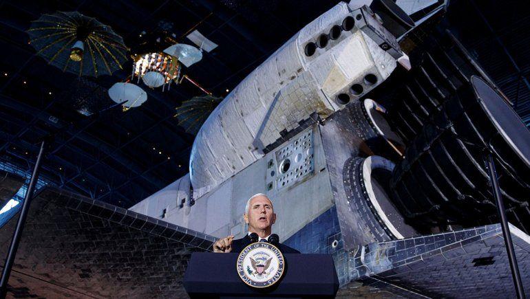 Estados Unidos se prepara para una guerra espacial