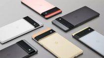 google presento sus nuevos smartphones: pixel 6 y pixel 6 pro