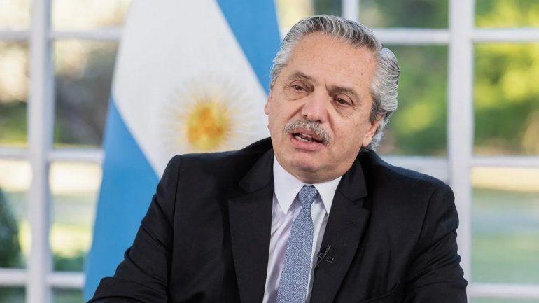 Alberto pidió a los militantes que sigan la apertura de sesiones desde sus casas