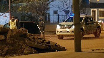 Los persiguió y detuvo Gendarmería por evadir un control
