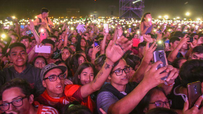 El 20% de los turistas vino por la Fiesta de la Confluencia