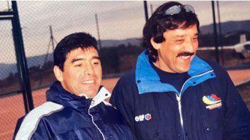 Gabriel Raies recordó su vínculo con Diego Maradona a través del rally