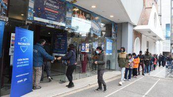 Ciudad por ciudad, así continúa el plan de vacunación en Neuquén