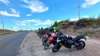 Secuestran 15 motos por picadas y detectan 6 alcoholemias