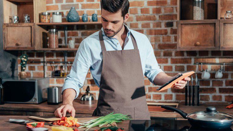 ¿Qué significa soñar con cocinar?