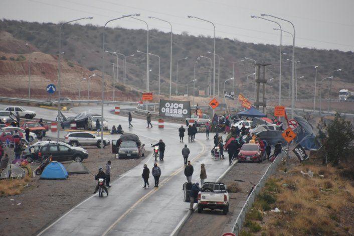 Cortes de miércoles: marcharán al Tercer Puente y Desarrollo Social