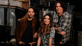 Paramount Plus: primer video en el set del regreso de iCarly
