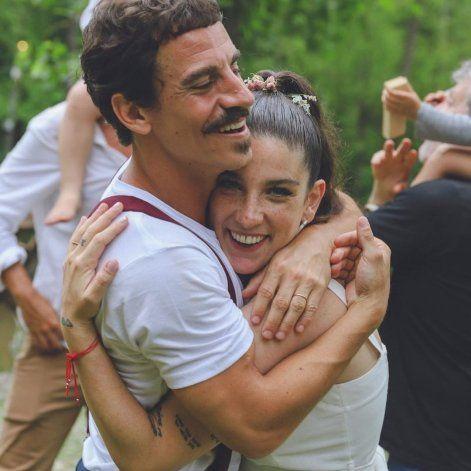 Juana Repetto y Sebastián Graviotto