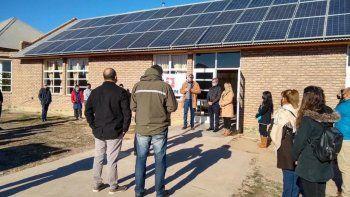 Centenario, la primera ciudad en usar paneles solares en edificios