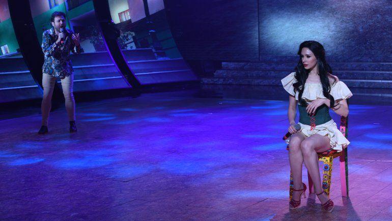 Amor en el Cantando: Flor Anca se le declaró a Karina: Me encanta