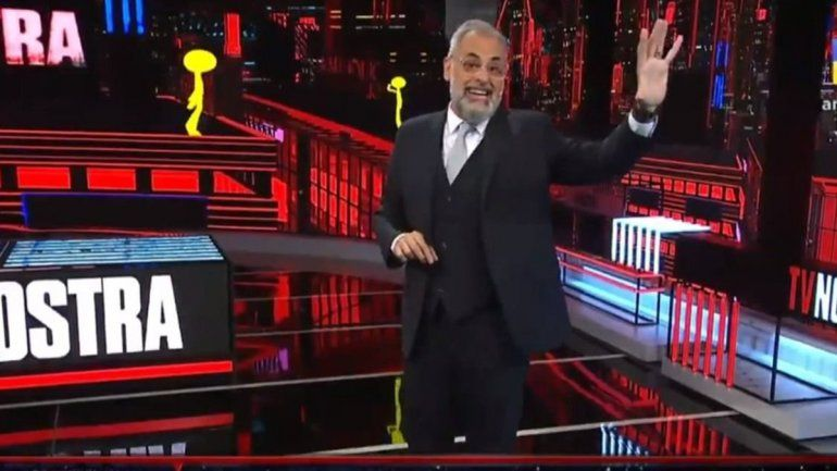 Rial anunció el final de su programa TV Nostra a dos meses del inicio