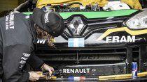 Renault avanza en el armado de un auto nuevo para el Súper TC2000