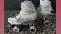 una buena: le robaron sus patines de 150 mil pesos y los recuperaron
