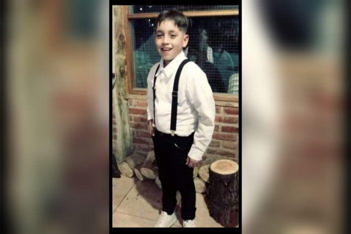 Nene baleado: Lo único que nos importa es su salud