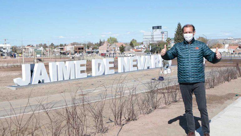 Gutiérrez: Trabajamos para lograr una ciudad equilibrada