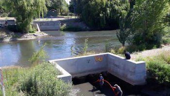 Hace cinco años que se presentó el amparo para sanear el arroyo Durán, que sigue contaminado.