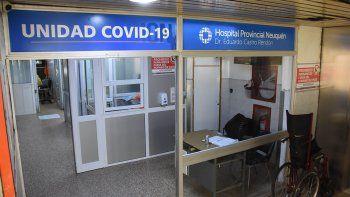 Neuquén sumó cuatro muertes y 379 contagios de COVID